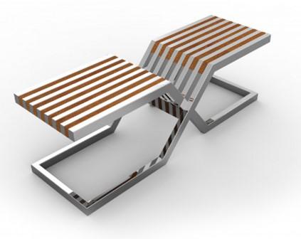 A' Design Award and Competition - Nazlı Nazende Yıldırım Gull Wing Bench